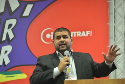 Fabiano Félix é o representante eleito para o Caref