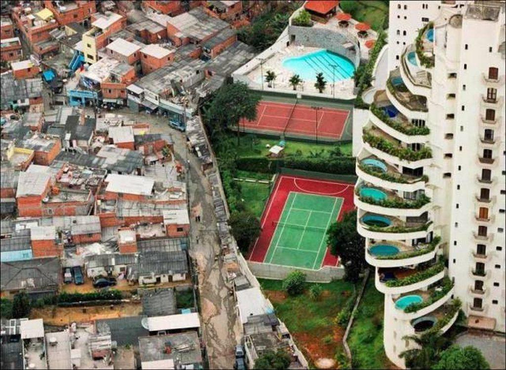 1% mais ricos concentra 28% de toda a renda no Brasil, diz estudo