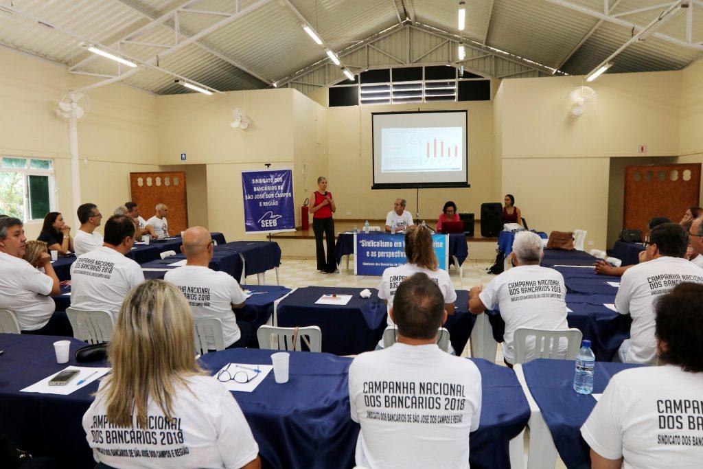 Seminário realizado pelo Sindicato debate os ataques à organização dos trabalhadores