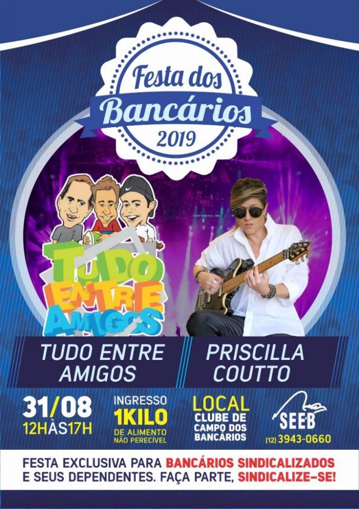 Festa dos Bancários 2019