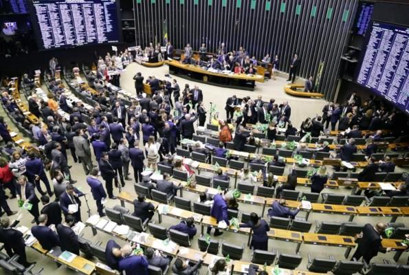 Câmara aprova em 2º turno texto-base da Previdência