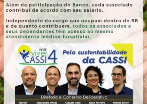 Eleções Cassi