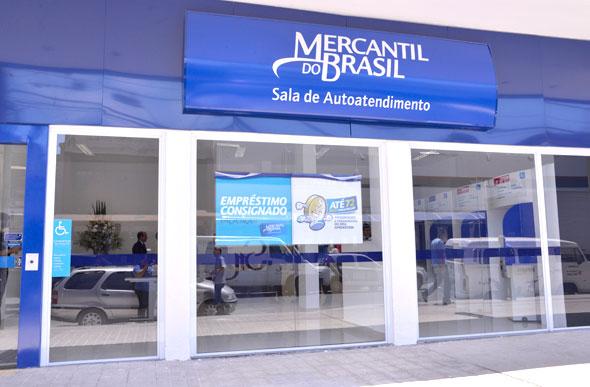 Sindicato cobra e Banco Mercantil fecha agências às 14 horas.